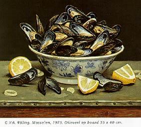 葛罗林荷兰画家Gerard Victor Alphons R?ling  (Dutch, 1904-1981) - 柳州文铮 - 柳州文铮股票数学模型对冲基金